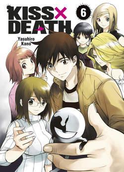 Kiss X Death von Kano,  Yasuhiro