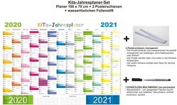 Kita-Jahresplaner 2020/2021 – Set von Momm,  Helga