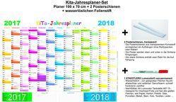 KiTa-Jahresplaner-Set 2017/2018 von E&Z-Verlag