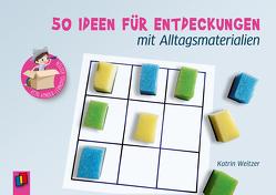 Kita-Kinder-Lernspiel-Kisten.50 Ideen für Entdeckungen mit Alltagsmaterialien von Weitzer,  Katrin