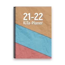 Kita-Planer 2021/22 – 1 Woche – 2 Seiten