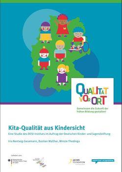 Kita-Qualität aus Kindersicht