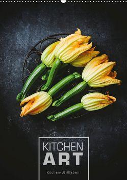 KITCHEN ART Küchen-Stillleben (Wandkalender 2018 DIN A2 hoch) von Sieg,  Heike
