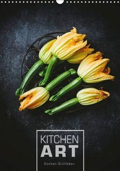 KITCHEN ART Küchen-Stillleben (Wandkalender 2018 DIN A3 hoch) von Sieg,  Heike