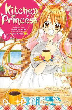 Kitchen Princess 10 von Ando,  Natsumi, Klepper,  Alexandra, Kobayashi,  Miyuki