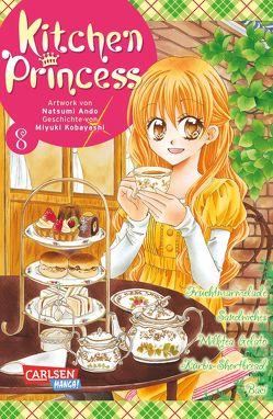 Kitchen Princess 8 von Klepper,  Alexandra