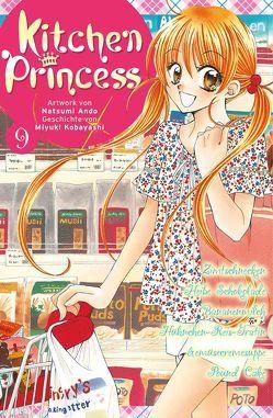Kitchen Princess 9 von Ando,  Natsumi, Klepper,  Alexandra, Kobayashi,  Miyuki