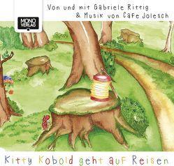 Kitty Kobold geht auf Reisen von Pinkl,  Joe, Rittig,  Gabriele