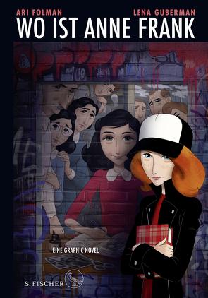 Kittys Tagebuch: Wo ist Anne Frank? Eine Graphic Novel von Folman,  Ari, Guberman,  Lena