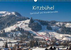 Kitzbühel, Sportstadt und Wanderparadies (Wandkalender 2019 DIN A3 quer) von Überall,  Peter