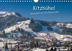 Kitzbühel, Sportstadt und Wanderparadies (Wandkalender 2020 DIN A4 quer) von Überall,  Peter