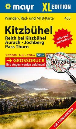 Kitzbühel XL von KOMPASS-Karten GmbH