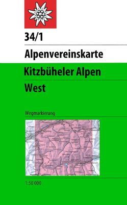 Kitzbüheler Alpen, West von Deutscher Alpenverein