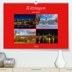 Kitzingen am Main (Premium, hochwertiger DIN A2 Wandkalender 2020, Kunstdruck in Hochglanz) von Will,  Hans