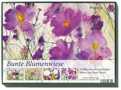 KK-Box Bunte Blumenwiese von Hecht,  Dieter