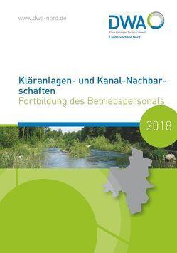 Kläranlagen- und Kanal-Nachbarschaften 2018