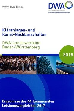 Kläranlagen- und Kanal-Nachbarschaften DWA-Landesverband Baden-Württemberg 2018