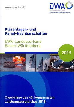 Kläranlagen- und Kanal-Nachbarschaften DWA-Landesverband Baden-Württemberg 2019