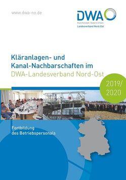 Kläranlagen- und Kanal-Nachbarschaften im DWA-Landesverband Nord-Ost 2019/2020