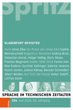 Klagenfurt Revisited von Geiger,  Thomas, Miller,  Norbert, Sartorius,  Joachim