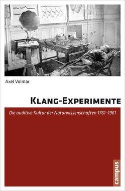 Klang-Experimente von Volmar,  Axel