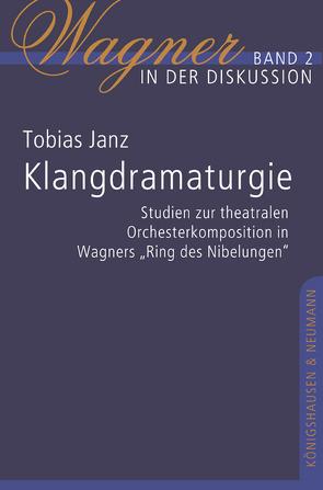 Klangdramaturgie von Janz,  Tobias
