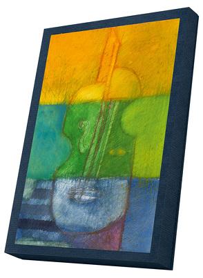 Klangfarben – Kunst-Faltkarten im Schmuckkarton von Felger,  Andreas