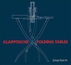Klapptische / Folding Tables von SPALT