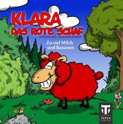 Klara, das rote Schaf von Brenndörfer,  Helge, Ehlert,  Sascha