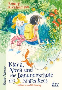 Klara, Nova und die Bananenschale des Schreckens von Abrahamson,  Emmy, Palmtag,  Nele, Stohner,  Anu