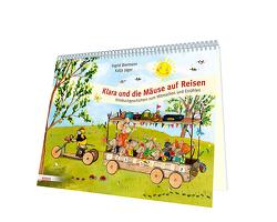 Klara und die Mäuse auf Reisen von Biermann,  Ingrid, Jäger,  Katja