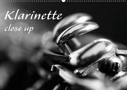 Klarinette – close up (Wandkalender 2019 DIN A2 quer) von Drafz,  Silvia