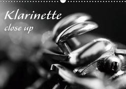 Klarinette – close up (Wandkalender 2019 DIN A3 quer) von Drafz,  Silvia