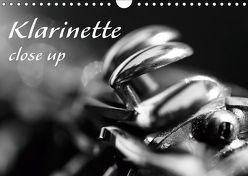 Klarinette – close up (Wandkalender 2019 DIN A4 quer) von Drafz,  Silvia
