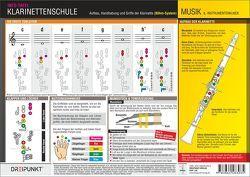 Klarinettenschule (Böhm-System) von Schulze,  Michael