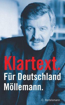 Klartext. von Möllemann,  Jürgen