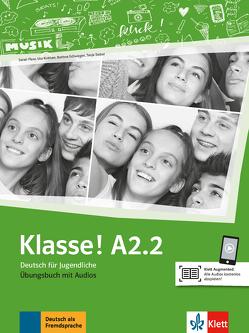 Klasse! A2.2 von Fleer,  Sarah, Koithan,  Ute, Mayr-Sieber,  Tanja, Schwieger,  Bettina