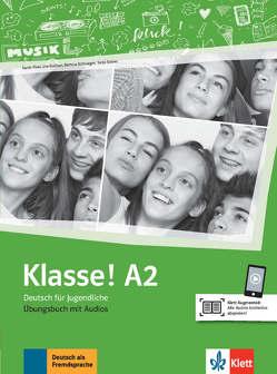 Klasse! A2 von Fleer,  Sarah, Koithan,  Ute, Mayr-Sieber,  Tanja, Schwieger,  Bettina