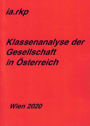 Klassenanalyse der Gesellschaft in Österreich