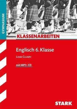 Klassenarbeiten Gymnasium – Englisch 6. Klasse, mit CD