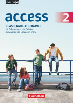 English G Access – Allgemeine Ausgabe und Baden-Württemberg – Band 2: 6. Schuljahr von Rademacher,  Jörg, Schweitzer,  Bärbel