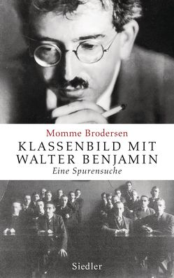 Klassenbild mit Walter Benjamin von Brodersen,  Momme