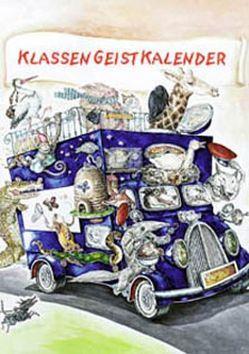 Klassengeistkalender von Werthmüller,  Heinrich