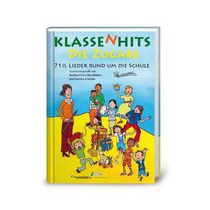 Klassenhits – Die Zugabe von Beckmann,  Udo, Horn,  Reinhard, Mölders,  Rita, Schröder,  Dorothe