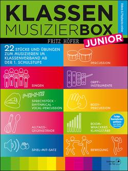 Klassenmusizierbox Junior von Höfer,  Fritz