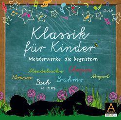 Klassik für Kinder Vol. 3 von Chopin,  Frédéric, Hänssler,  Günter, Haydn,  Franz Joseph, Mozart,  Wolfgang Amadeus, Schumann,  Robert, van Beethoven,  Ludwig