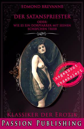 Klassiker der Erotik 80: Der Satanspriester von Anonymus