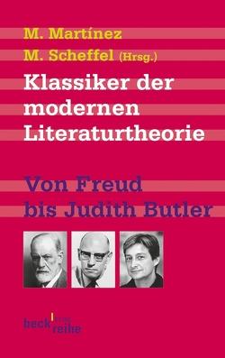 Klassiker der modernen Literaturtheorie von Martinez,  Matias, Scheffel,  Michael