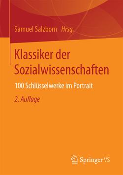 Klassiker der Sozialwissenschaften von Salzborn,  Samuel