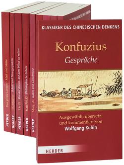 Klassiker des chinesischen Denkens von Kubin,  Wolfgang